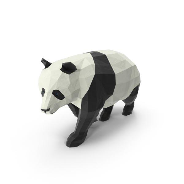 Thumbnail for Low Poly Panda