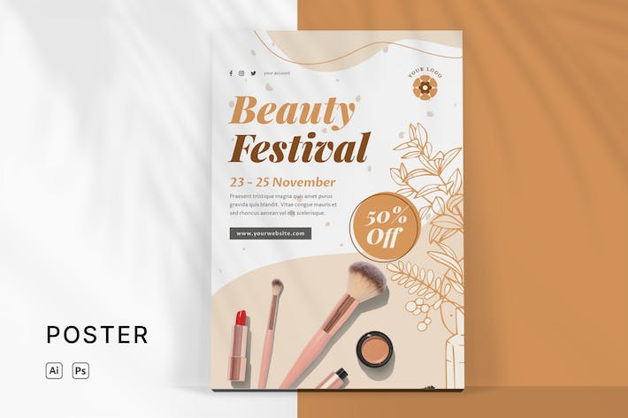 Thumbnail for Beauty Poster