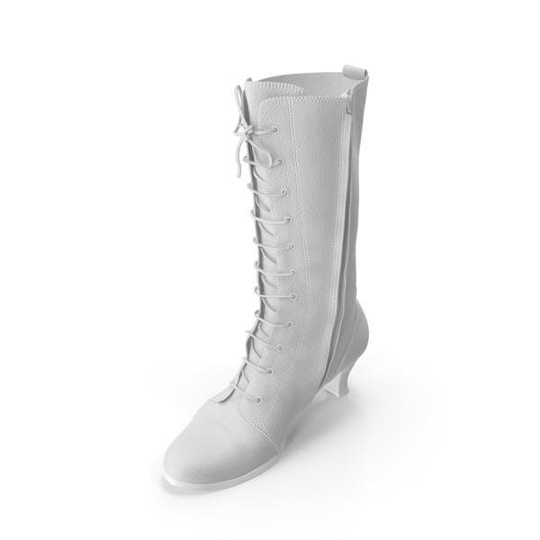 Womens High Heel Shoes White