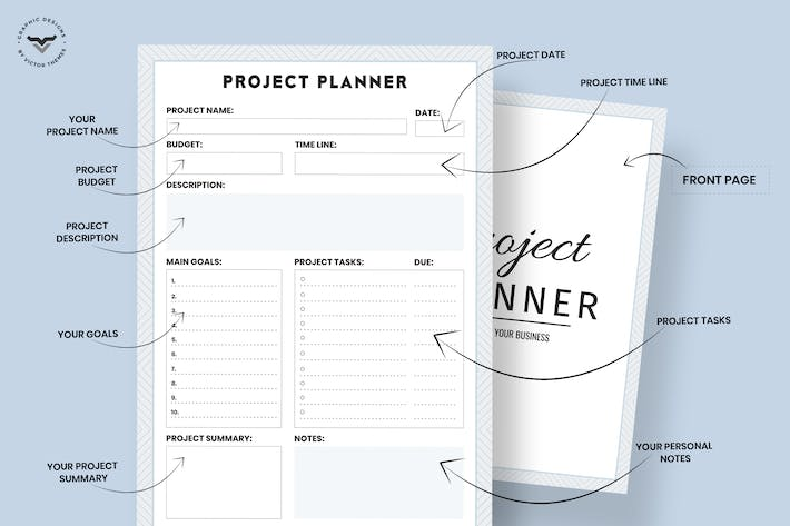 Thumbnail for Simple Project Planners