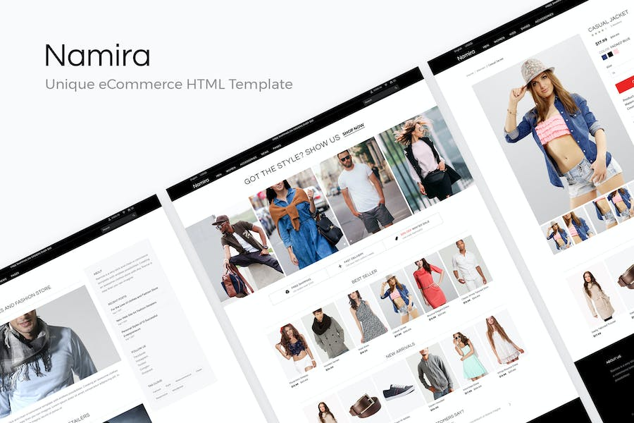 Namira-|-Unique-eCommerce-HTML-Template