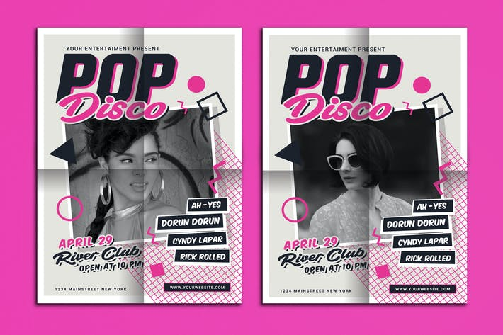 Thumbnail for Classic Pop Disco