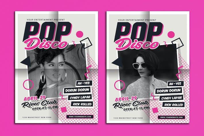 Classique Pop Disco