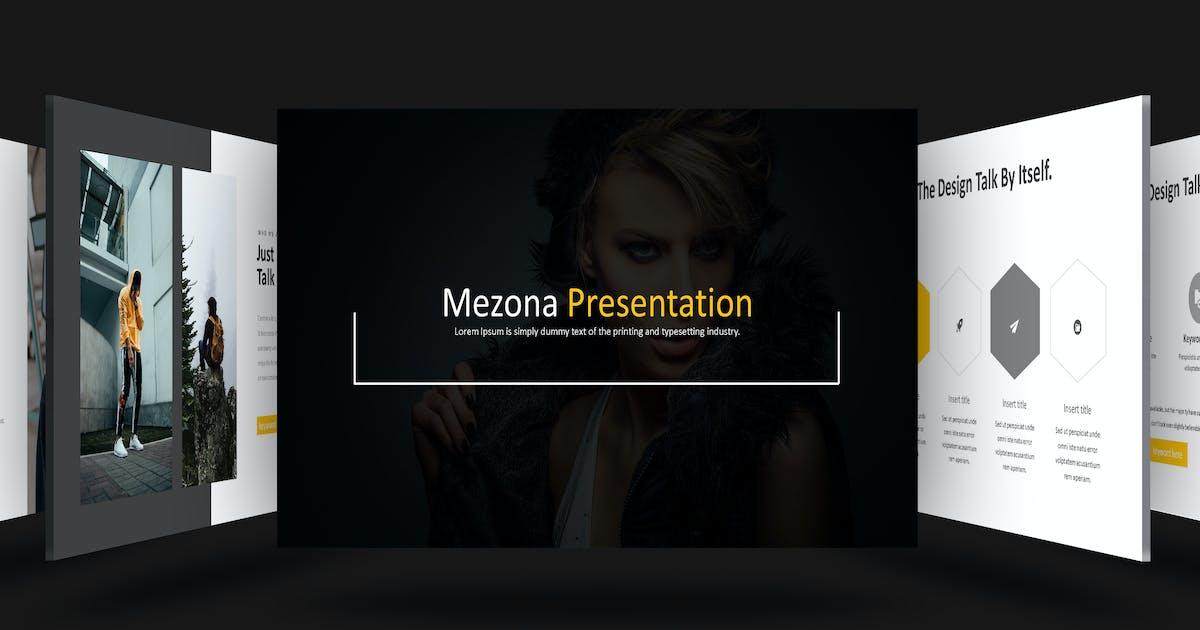 Download Mezona - Powerpoint Template by aqrstudio