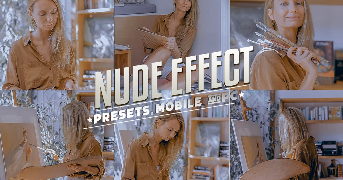 Download Nude Tones Lightroom Preset by 2lagus