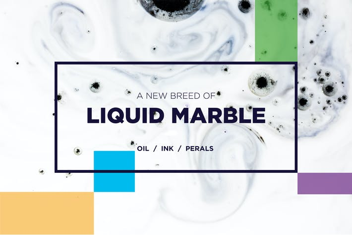 Cover Image For Liquid Marble Textures