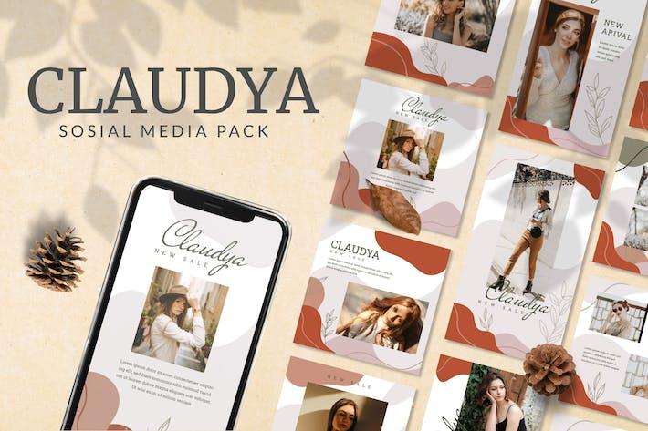 Thumbnail for Claudya - Instagram Beitrag und Geschichten