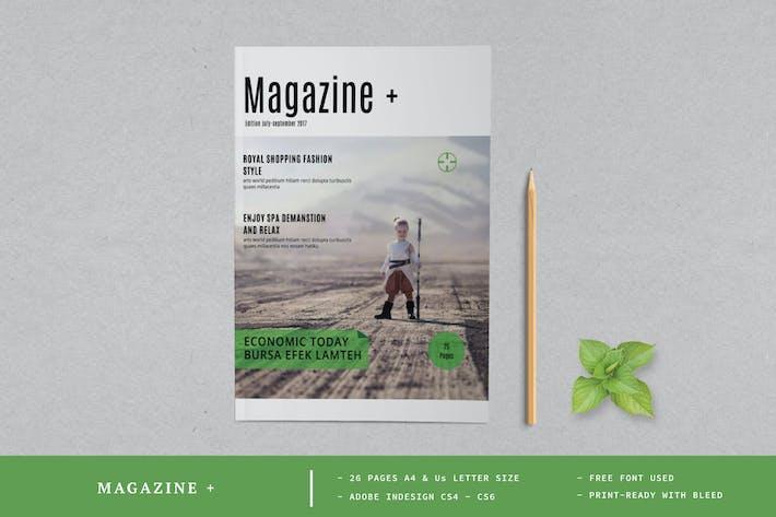 Magazine +
