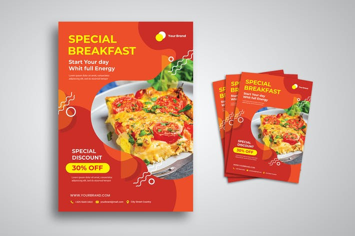 Breakfast Flyer