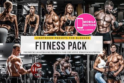 Fitness Lightroom Presets