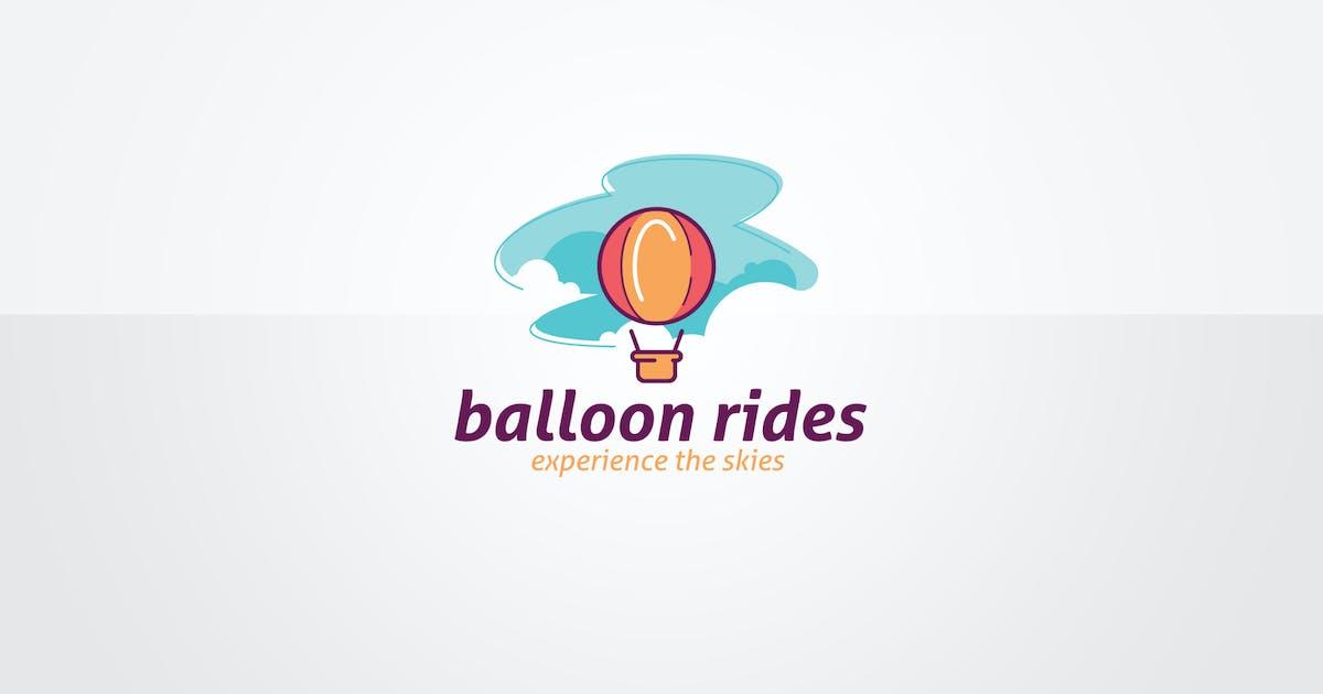 Balloon Logo Template by floringheorghe