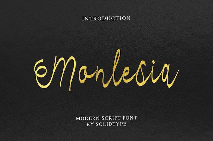 Thumbnail for Monlesia Script