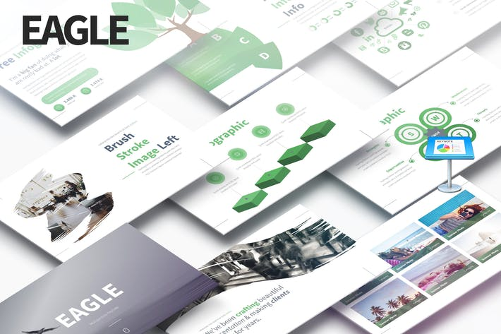 Thumbnail for EAGLE - Multipurpose Keynote Presentation