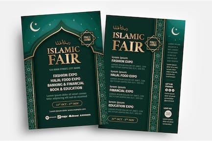 Islamic Flyer/DL Template