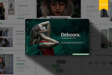 Deboora   Google Slides Template