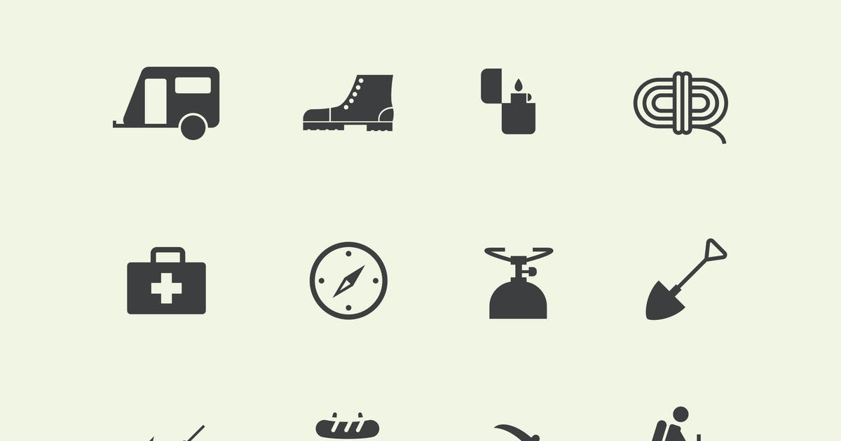 Download 12 Adventure Icons by creativevip