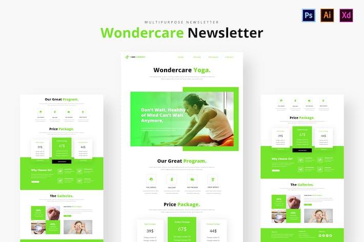Thumbnail for Wondercare Newsletter