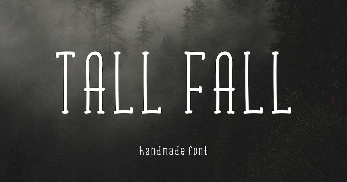 Download Tall Fall Font by AurJas