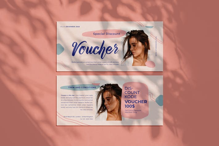 Special Discount Voucher