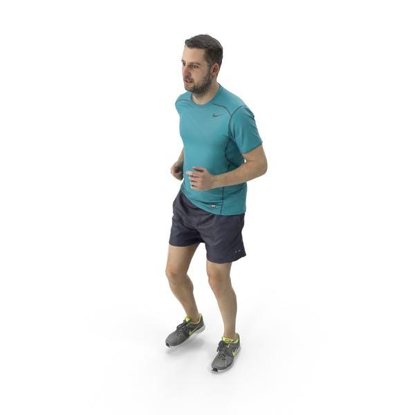 Thumbnail for Man Running