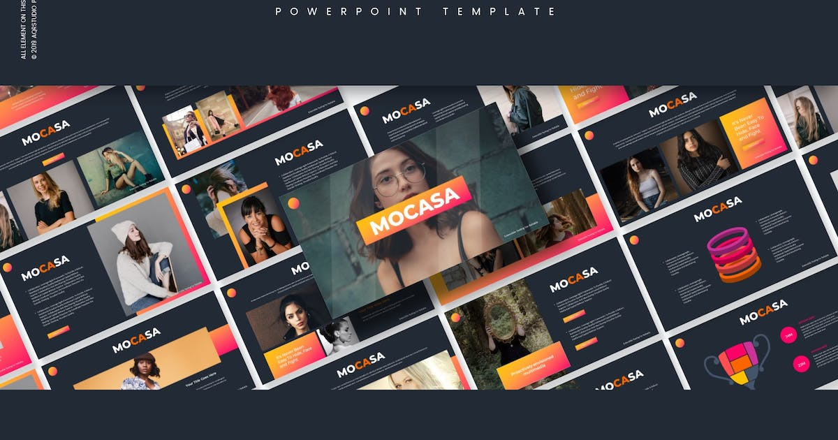 Download Mocasa - Powerpoint Template by aqrstudio