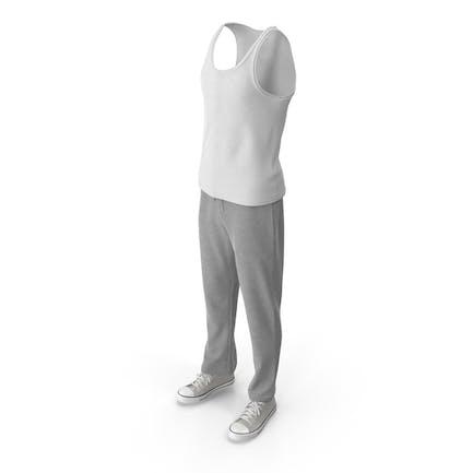 Sportbekleidung für Herren