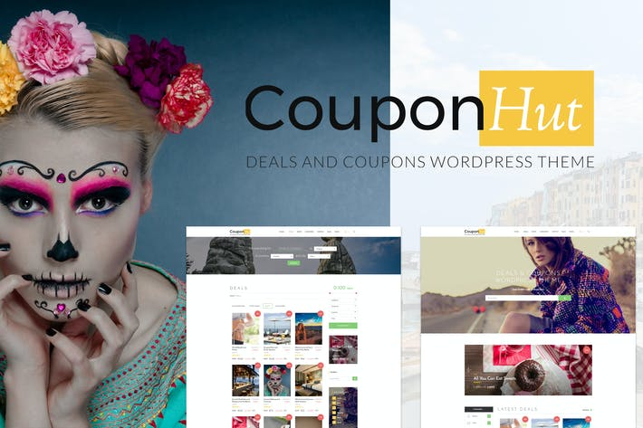 Thumbnail for CouponHut - Coupons & Deals Theme