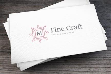 Fine Craft Logovorlage