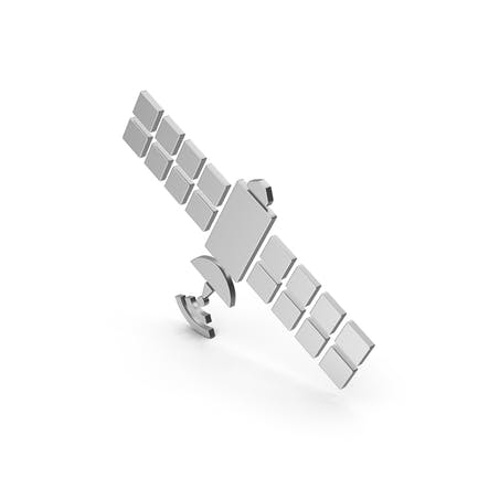 Symbol Satellite Silver