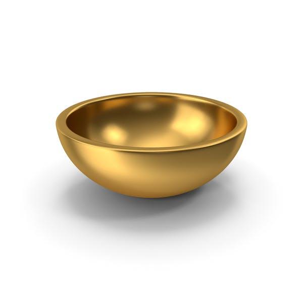 Cuenco Oro