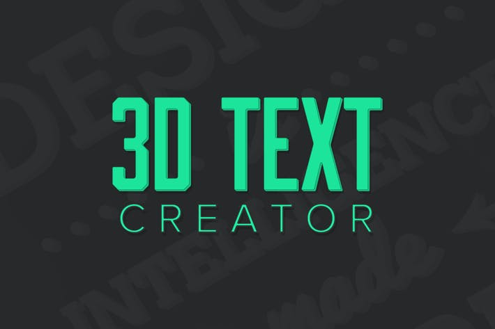 Thumbnail for 3D Text Creator