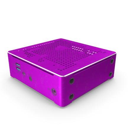 Mini PC Pink Used