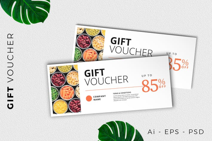 Thumbnail for Gift Voucher Card Promotion