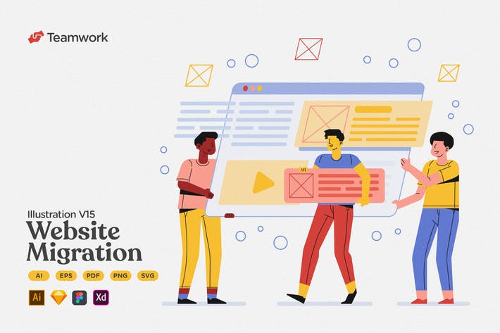 Thumbnail for Teamwork - Website Database Hosting Migration