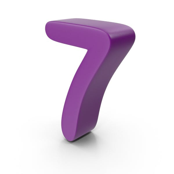 Thumbnail for Purple Number 7