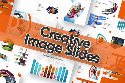 Шаблон презентации Creative Image