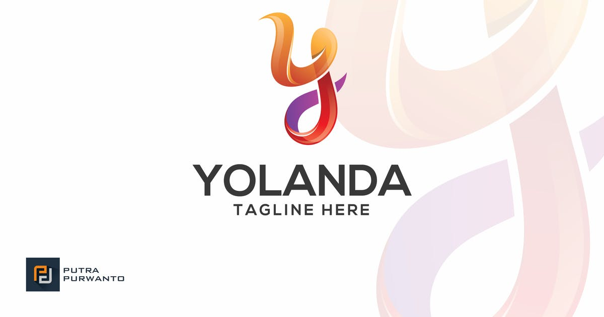 Download Yolanda / Letter Y - Logo Template by putra_purwanto