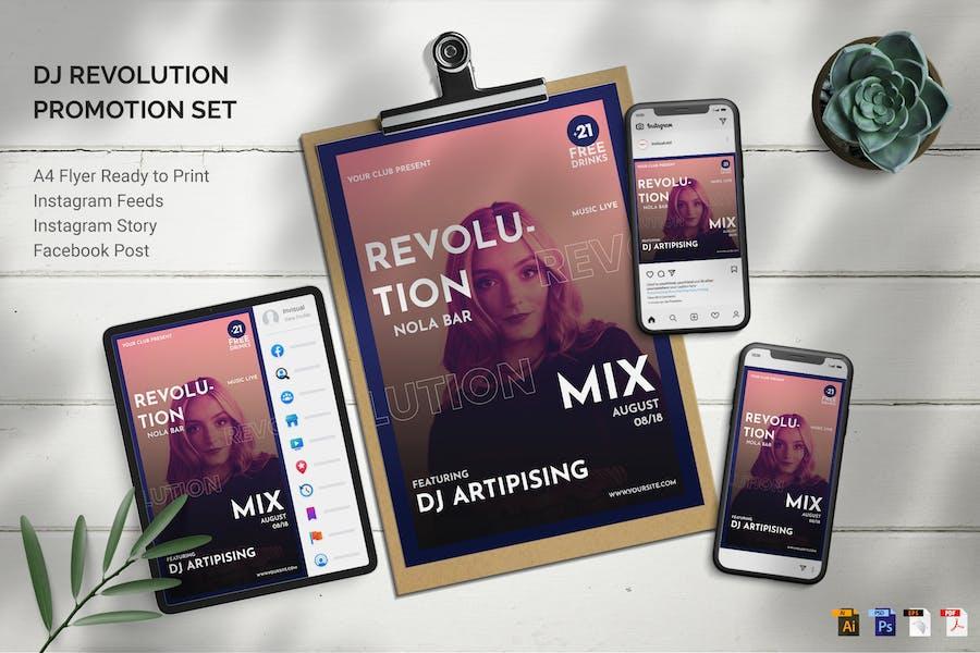 Dj Event - Promotion Set