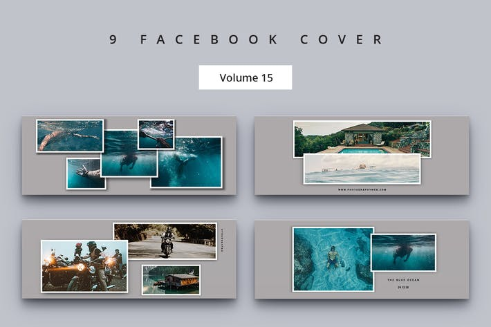 Thumbnail for Facebook Cover Vol. 15