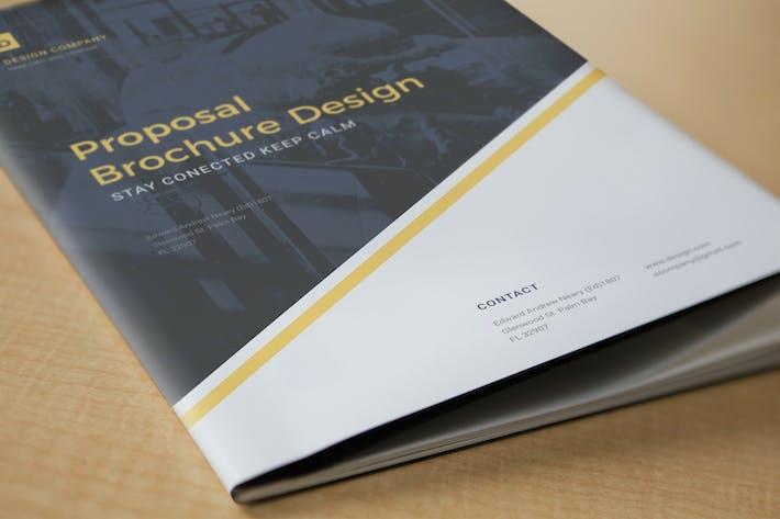 Thumbnail for Proposal Brochure