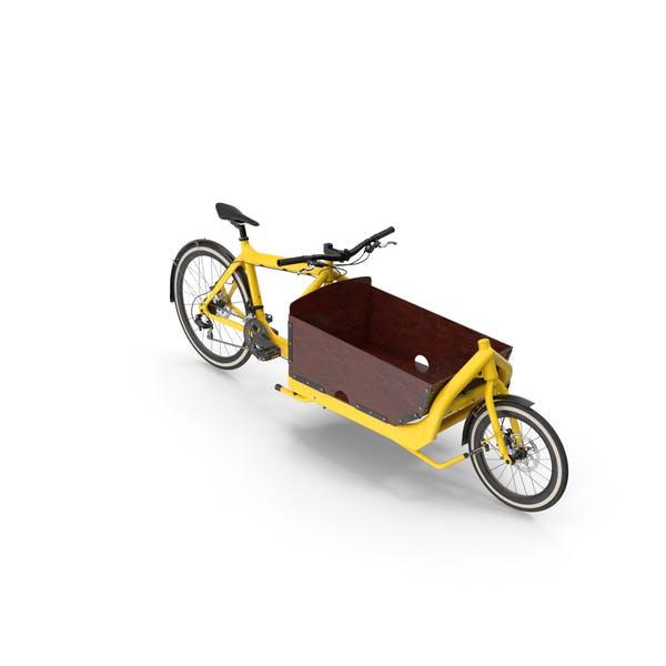 Cargo Bike with Box