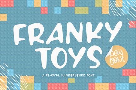 Franky Toys - Fuente de visualización YH