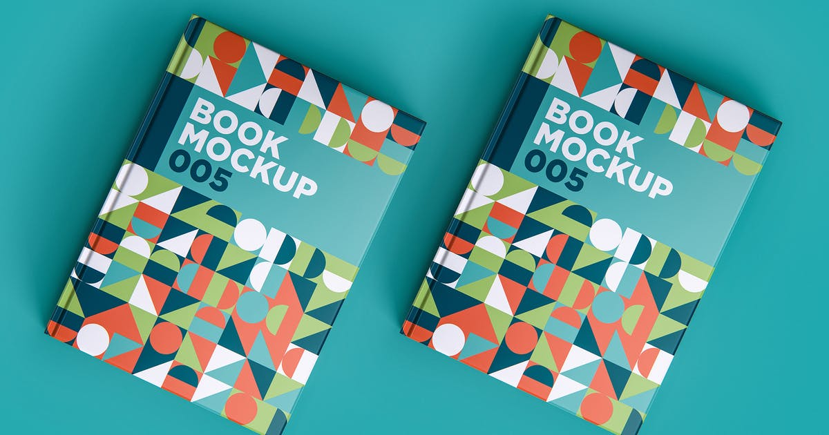 Download Book Mockup 005 by traint