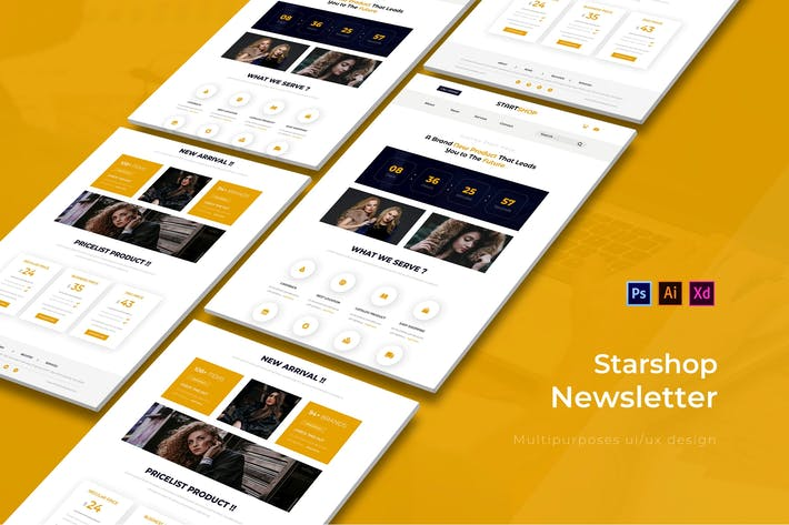 Thumbnail for Starshop Newsletter