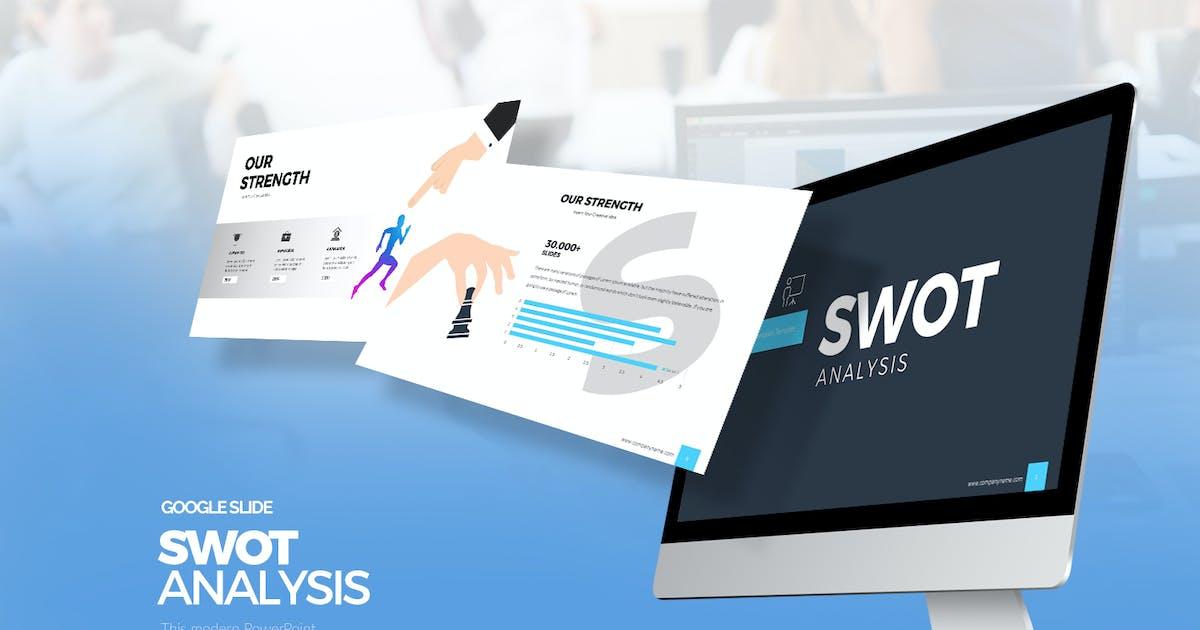 Download SWOT ANALYSIS Google Slides by Jhon_D_Atom