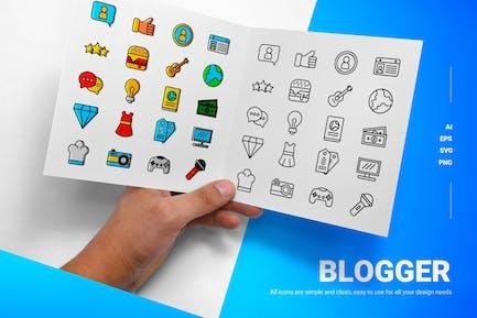 Blogger - Icons