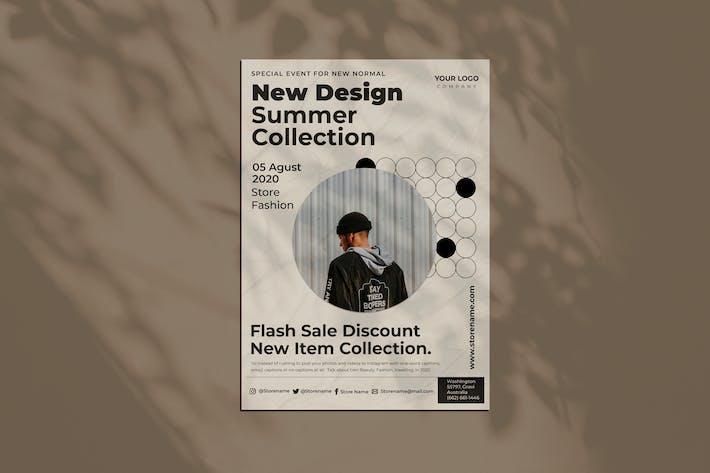 Thumbnail for Fashion Summer Flyer V.4