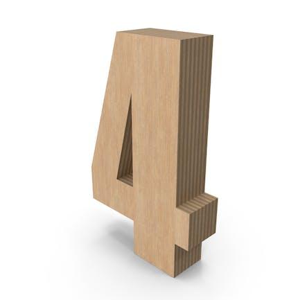 4 Wood