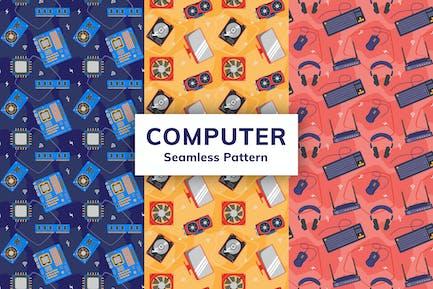 Computer Seamless Pattern