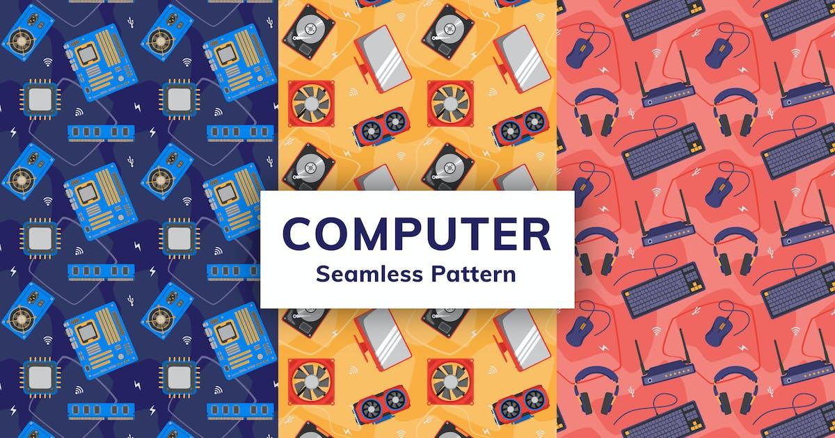 Download Computer Seamless Pattern by deemakdaksinas
